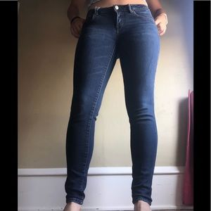 Women's Size 4 Regular Aeropostale Lola Jeggings